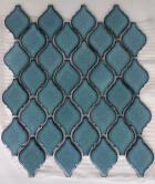 Mosaics Lantern Safi B01 Blue Diirt glossy