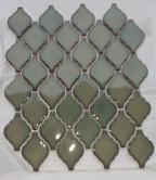 Mosaics Lantern Safi G05 Olive glossy