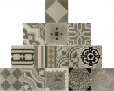 Hydraulic Patchwork (13 decors)